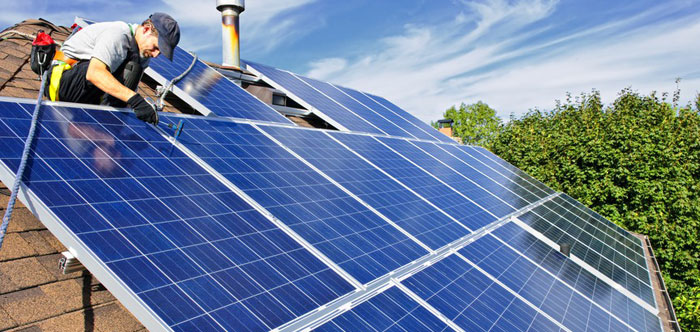 Solar Installation ZGS Security Services